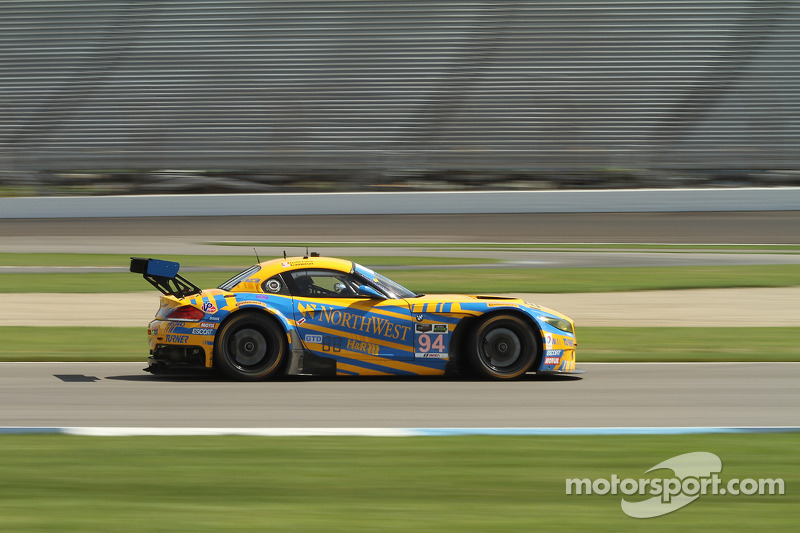 #94 Turner Motorsport BMW Z4: Dane Cameron, Paul Dalla Lana