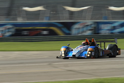 #08 RSR Racing Oreca FLM09 Chevrolet: Chris Cumming, Jack Hawksworth