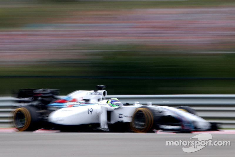 Felipe Massa, Williams F1 Takımı