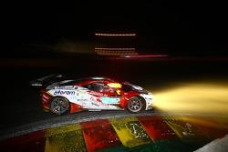 #42 Sport Garage 法拉利 458 Italia: 吉尔斯·瓦纳莱, Lorenzi Bontempelli, Beniamino Caccia, Maxime Van Hove