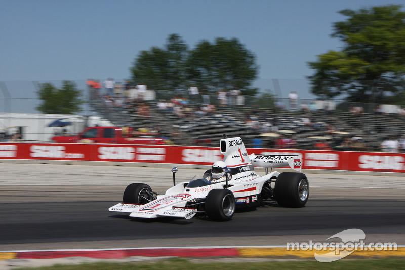 #1 1976 Lola T332C: Rick Parsons