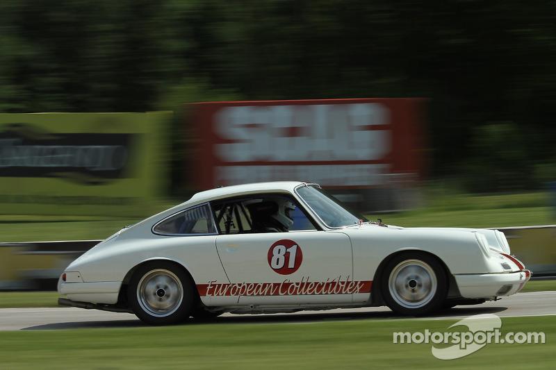 #81 1967 保时捷 911S: 尼古拉斯·克莱蒙斯