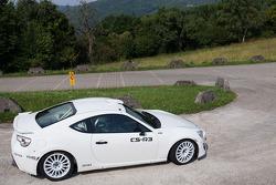 Toyota GT86 CS-R3 pruebas