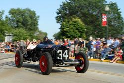 #34 1934 Chevrolet Indy: Tony Parella