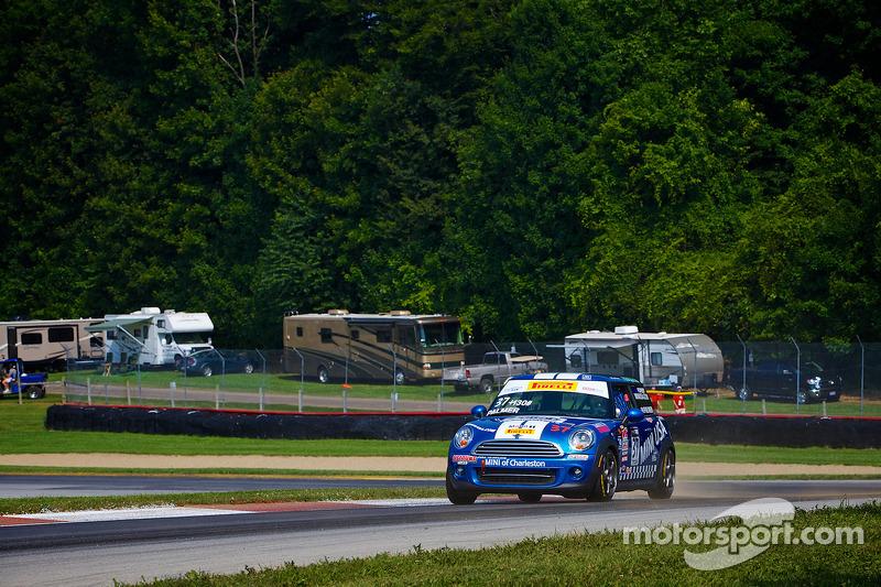 #37 MINI of Charleston Racing Mini 库珀: Tyler Palmer