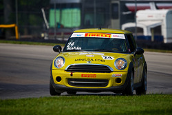 #24 4R Motorsports Mini Cooper: Tom Noble