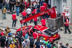 L'auto di Miguel Molina, Audi Sport Team Abt Sportsline Audi RS 5 DTM