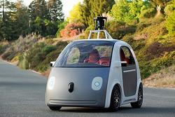 Google car sans conducteur