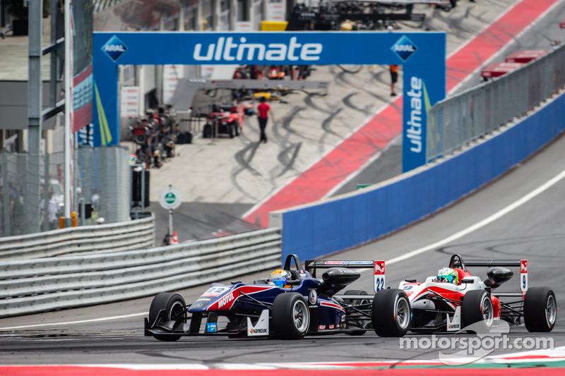 Hector Hurst, Squadra Ovest-TecF3 Dallara F312 Mercedes, Alfonso Celis, Fortec Motorsports Dallara F312 Mercedes
