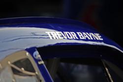 Trevor Bayne detail