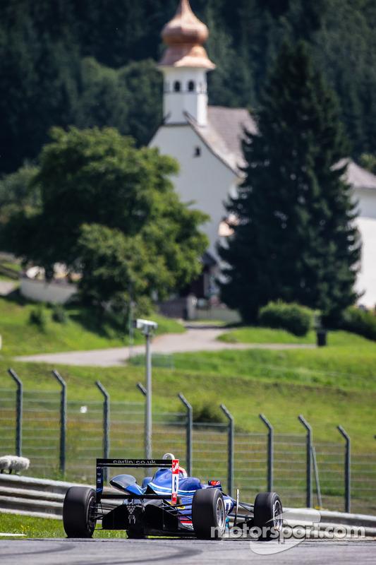 Edward Jones, Carlin Dallara F312 Volkswagen