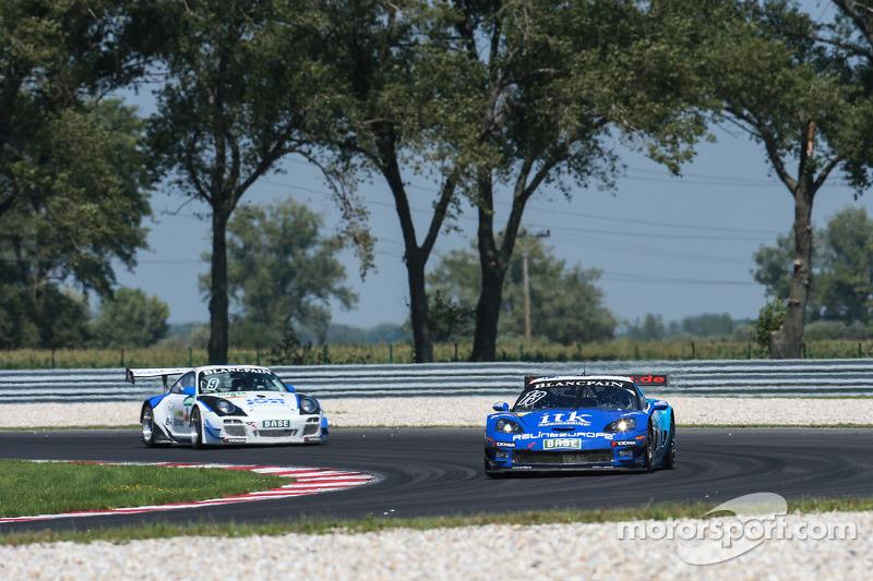 #13 RWT Racing Team Corvette Z06.R GT3: David Jahn, Sven Barth