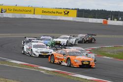 Jamie Green, Audi Sport Takımı Rosberg, Audi RS 5 DTM