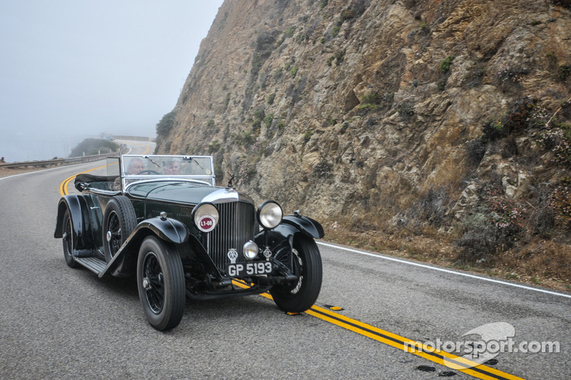 1931 Bentley 4 Litre Vanden Plas Tourer