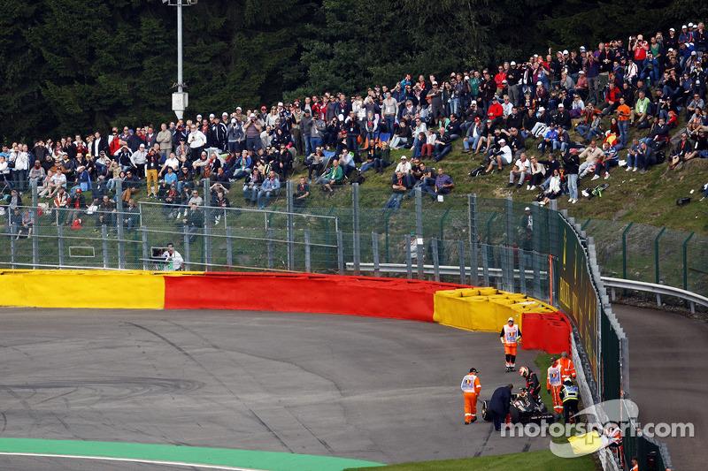 GP de Bélgica 2014 PL2