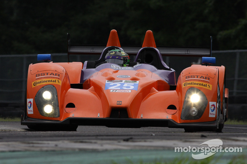 #25 #25 8Star Motorsports Oreca FLM09 雪佛兰: 路易斯·迪亚斯, 希恩·雷霍尔