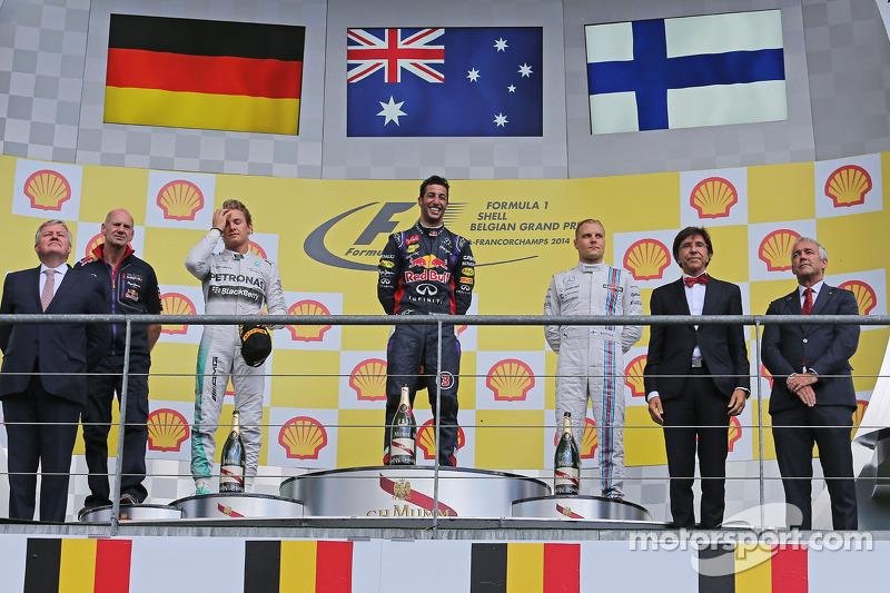 2014: Daniel Ricciardo