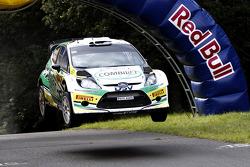 Sam Moffett ve James O'Reilly, Ford Fiesta WRC
