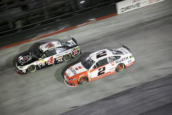 Kevin Harvick and Brad Keselowski