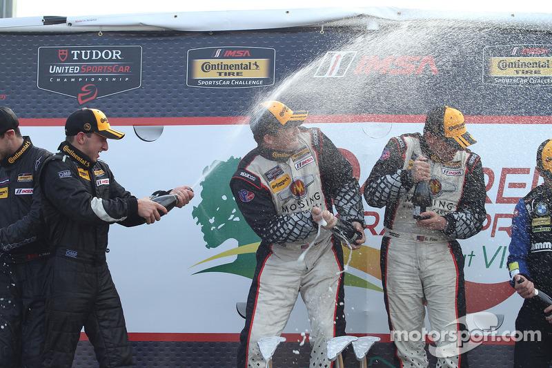 #56 Murillo Racing 保时捷 卡宴: 肯尼斯·莫辛, 埃里克·福斯