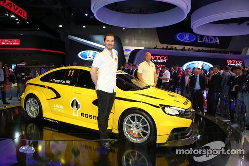 LADA revela carro do WTCC