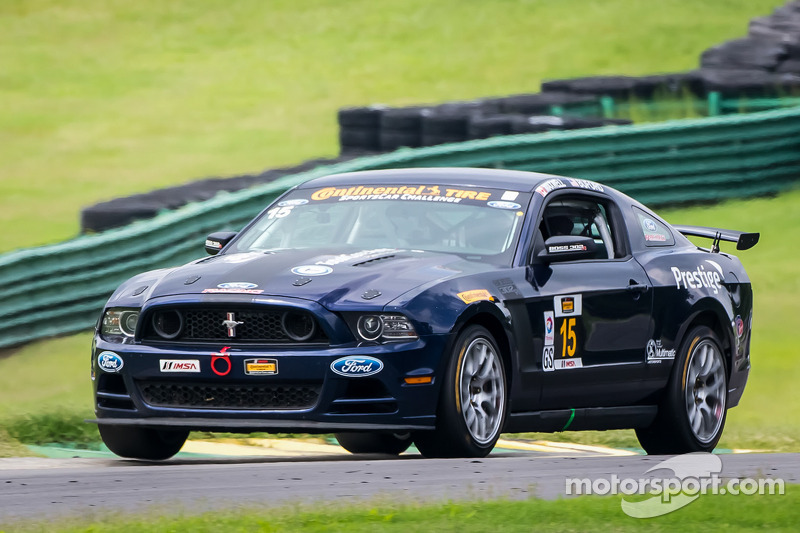 #15 Multimatic Motorsports Ford Mustang 302R: Jade Buford, Scott Maxwell