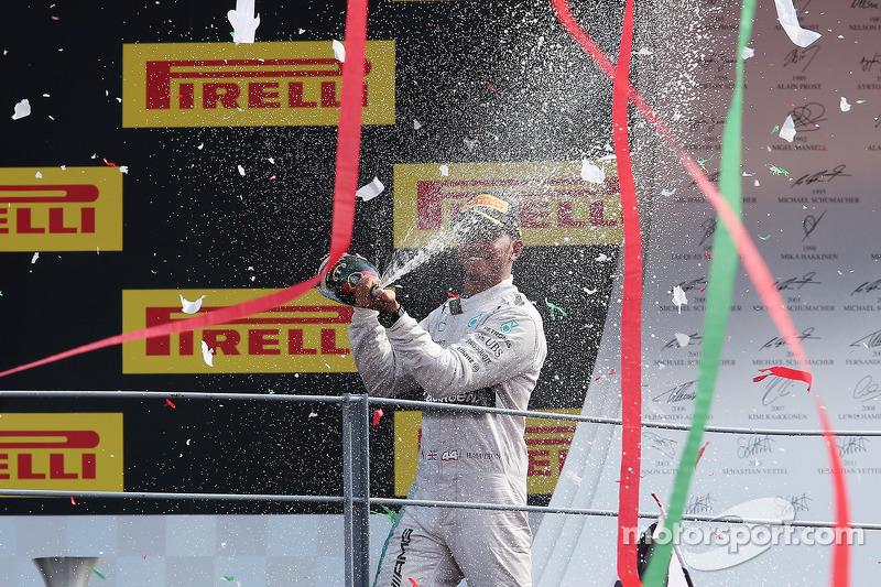 28- Gran Premio de Italia 2014, Mercedes