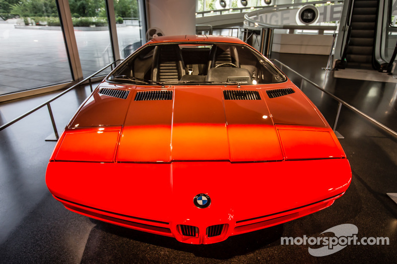 1972 Bmw Turbo At Visit Of Bmw Museum Munich