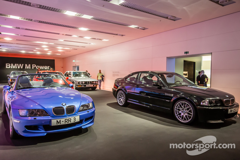 1997 BMW M roadster and 1999 BMW M3