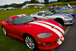 Sunday in the Park Concour con Viper GTS