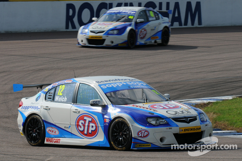 Dan Welch, STP Racing ve Sopp + Sopp