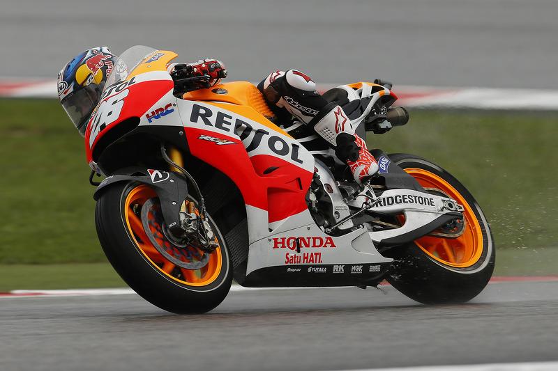 Dani Pedrosa, Repsol Honda Takımı
