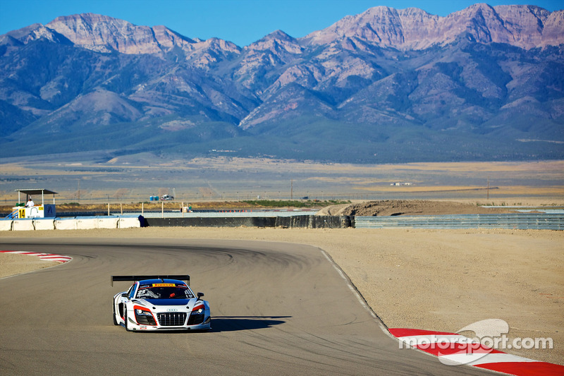 #23 M1 Racing 奥迪 R8 LMS ultra: 华尔特·鲍林