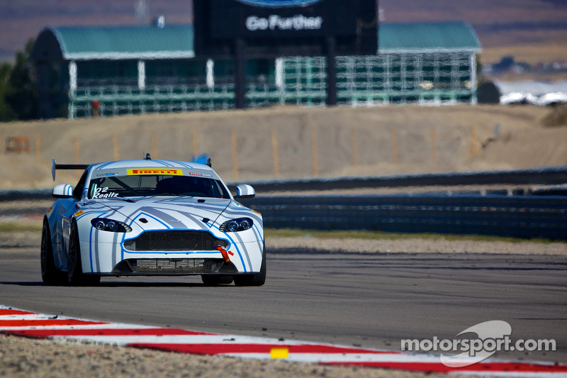 #02 TRG AMR 阿斯顿马丁 GT4: 德鲁·雷吉茨
