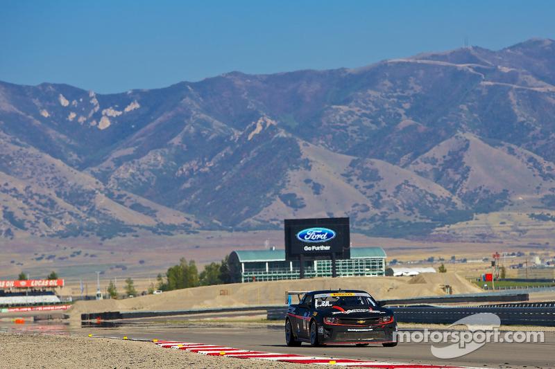 #28 LG Motorsports 雪佛兰 雪佛兰克尔维特: Lou Gigliotti