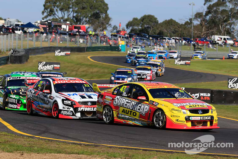 Tim Slade e Tony d'Alberto, Supercheap Auto Racing Holden