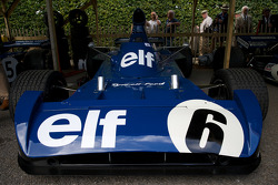 1972 Tyrrell 006 Ford Cosworth DFV V8