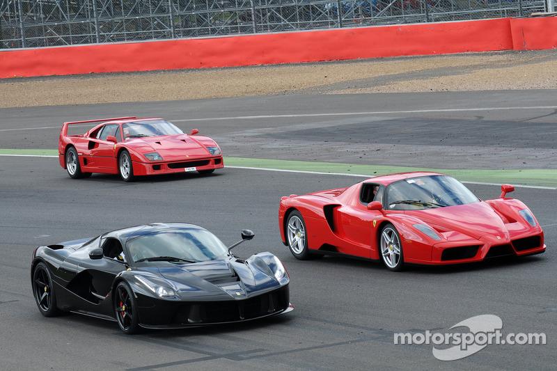 Ferrari Tekeri