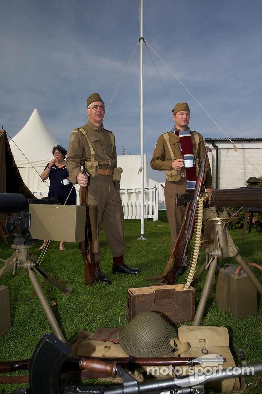 İngiliz WWII Askerleri