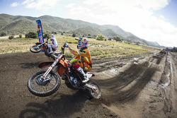 Marvin Musquin ve Ryan Dungey