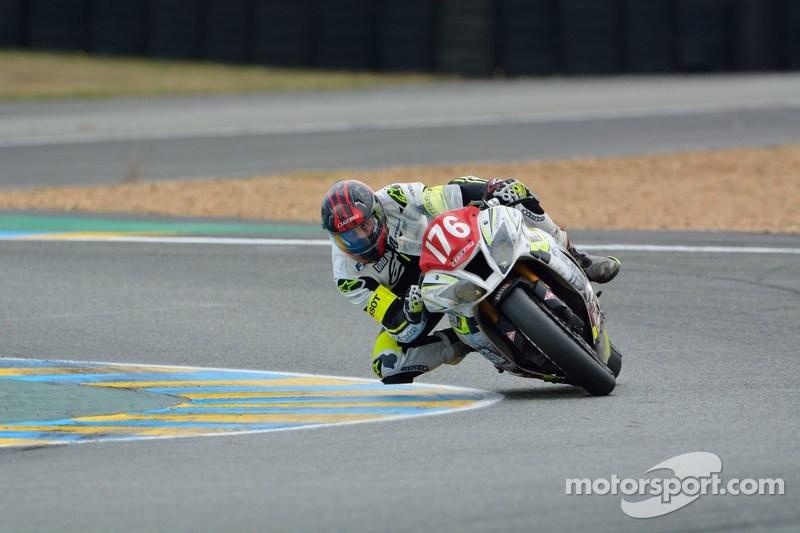 #176 Kawasaki: Jocelyn Hars, Rodolphe Gilles, William Herbillon, Maxime Bourdon
