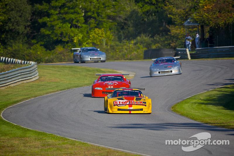 #4 Tony Ave Racing Chevrolet Corvette: Paul Fix