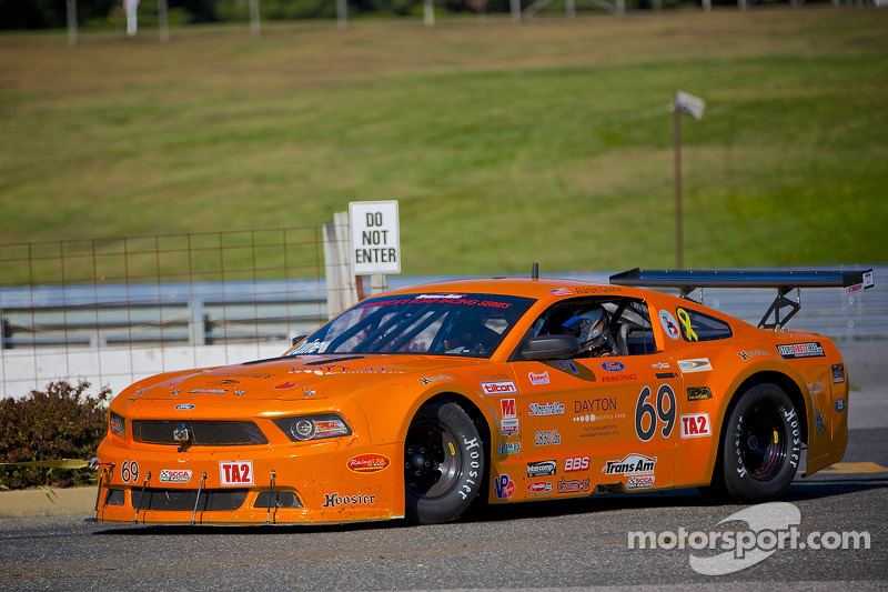 #69 Dayton Logistics Ford Mustang: Aaron Quine