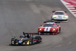 #88 BAR1 Motorsports ORECA FLM09: Tom Papadopoulos, Johnny Mowlem