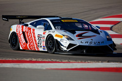 #20 Laguna crown Lamborghini Gallardo FL2: Andy Lee