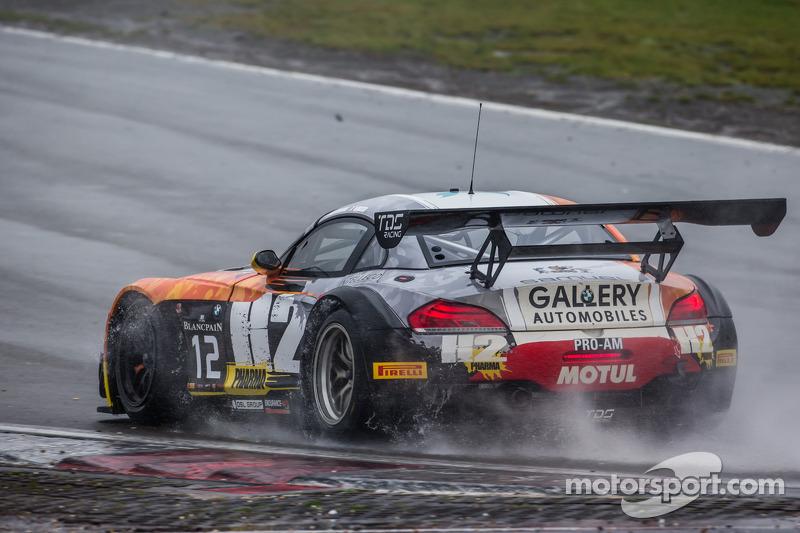 #12 TDS Racing 宝马 Z4: 亨利·阿西, 尼基·卡茨伯格