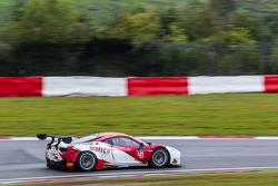 #41 Sport Garage Ferrari 458 İtalya: Bruce Lorgere-Roux, Michael Albert, Bernard Delhez