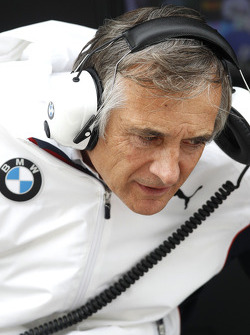 Charly Lamm, Takım Menajeri BMW Schnitzer Takımı
