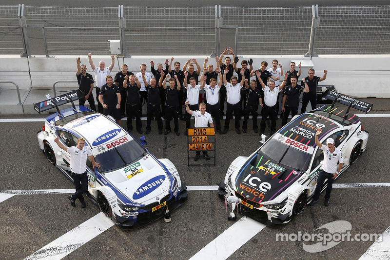 Champion Team 2014 BMW Team RMG