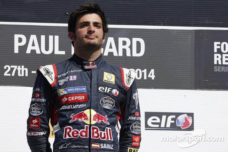 Carlos Sainz Jr. (2013-2014)
